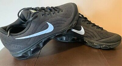 new concept 30965 8bfe0 Mens Nike Air Max Tailwind 6 Trainers - Black   Grey - Uk Size 6