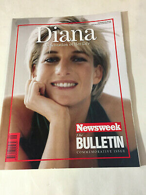 'DIANA, A CELEBRATION OF HER LIFE' 1997 Newsweek Magazine - Australian Edition
