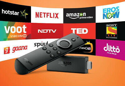 Amazon Fire TV (2nd and 3rd Gen) and Fire TV Stick (1st and 2nd Gen)
