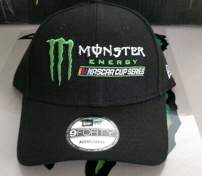 Monster Energy hat New Nascar snapback fits all 9FORTY hard to find