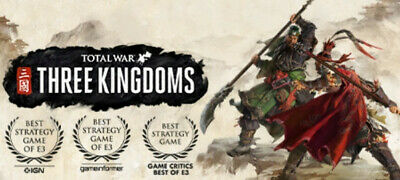 Total War Three Kingdoms PC STEAM ACCOUNT MULTILANGUAGE