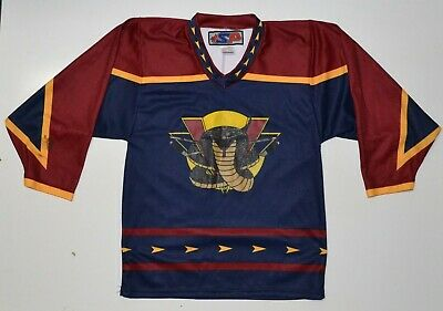 SP Vernon Vipers 2005 Mens Ice Hockey Jersey Size S BCHL JBCHL