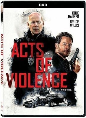 Acts of Violence (DVD, 2018)Brand new
