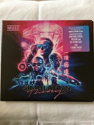 Muse - Simulation Theory - Deluxe CD Album