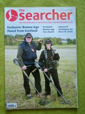 The Searcher - March 2017 - Bronze Age Hoard From Scotland