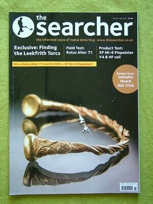 The Searcher - May 2017 - Finding The Leekfrith Torcs