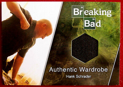 BREAKING BAD - HANK SCHRADER - COSTUME / WARDOBE Card - M2  - Cryptozoic 2014