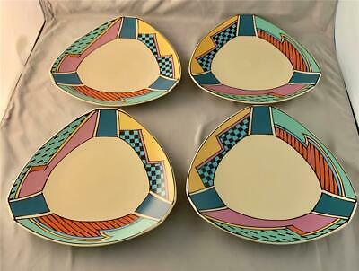 4 Salad / Dessert Plates / Flash / Rosenthal China
