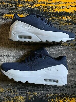 Details about NIKE AIR MAX 90 ULTRA MOIRE MEN SIZE 8.5 OBSIDIAN COMFORTABLE RARE AUTHENTIC