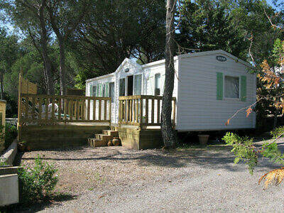Luxury Mobile Home for Sale at Holiday Green Frejus, South of France
