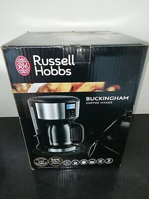 Russell Hobbs 20680 Buckingham Filter Coffee Machine With