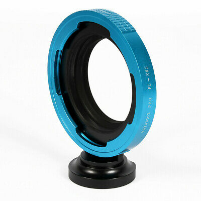 Fotodiox Pro Lens Mount Adapter With Tripod Mount, Selected PL Movie Lens to EOS