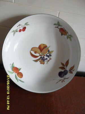 Royal Worcester, Evesham Vale, Large Bowl 32cm