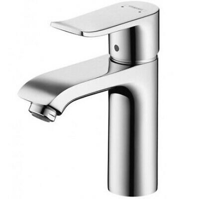 Hansgrohe Metris 110 Single Lever Basin Mixer Tap With Waste Included 31080000