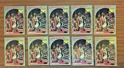 David Robinson The Admiral 27 Card 16 Insert 1 Promo 1 Rookie Lot