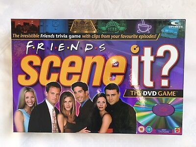 Friends scene it replacement part board only game piece plus.