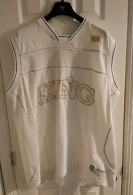 Nike King Basketball Vest James 23 XXL 2XL