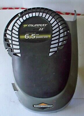 Briggs Stratton plastic engine cover from Murray 22 inch lawn mower