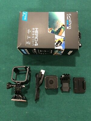 GoPro Session 4 Action Cam - with Box - Used Condition