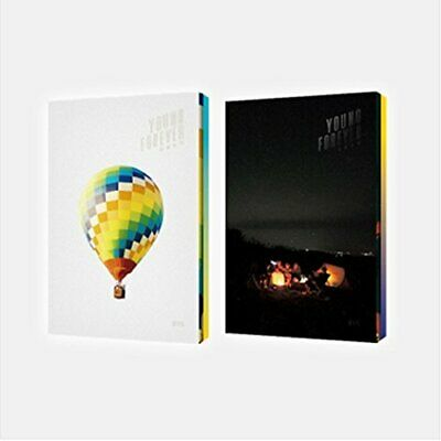 BTS - YOUNG FOREVER [Day+Night ver. SET] 2CD+Photobook+Photocard+free gift