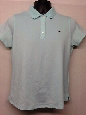 fdb28fb65ed8d8 VINEYARD VINES PERFORMANCE Pique Polo {Marlin} NWT Women's Small ...