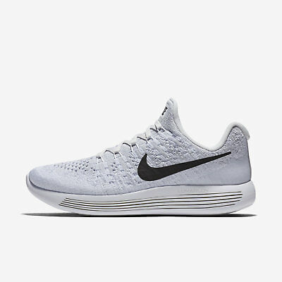 NIKE WOMENS LUNAREPIC Flyknit Low FK 2 X Plore Running White
