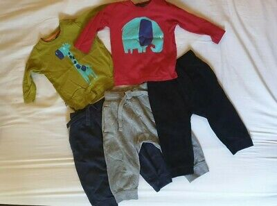 Boys bulk mixed winter Next Direct Size 1
