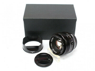 Fujifilm Fujinon XF 35 mm f/1.4 R WR Lens - Black **EXCELLENT** Condition