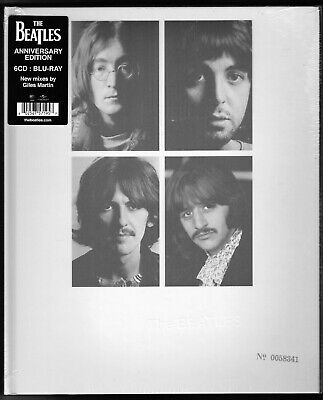 The Beatles White Album Super Deluxe 164 page HARDCOVER BOOK ONLY Number 0058341