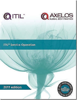 Itil Service Operation by The Cabinet Office (Paperback, 2011)