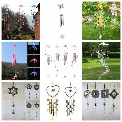 Multi Types Wind Chimes Bell Ornament Wind Bell Gift Yard Garden Home Decoration