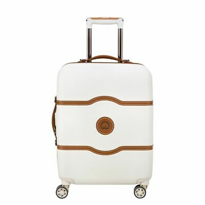 cc4d0fe2c TROLLEY DELSEY CHATELET air spinner S slim 001672803 chocolate ...