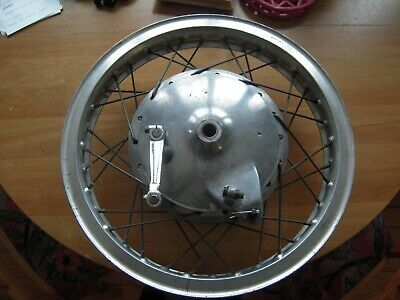 Roue Arriere Yamaha Tx 750 1973