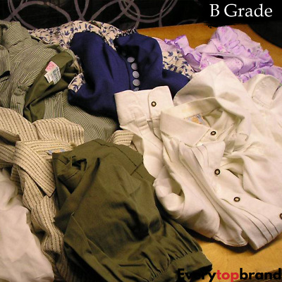 Second Hand Used Clothes 100 KG Wholesale Women's Clothes, Re-Wearable B Grade