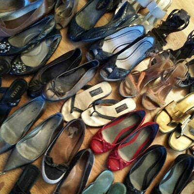 Second Hand Used Clothes 50 KG  Adults & Kids Shoe Mix, UK A/B Grade £2.75 KG