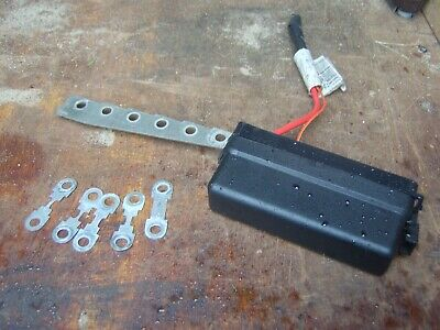 vw polo / seat ibiza genuine battery top fuse holder - 6q0 937 617 a