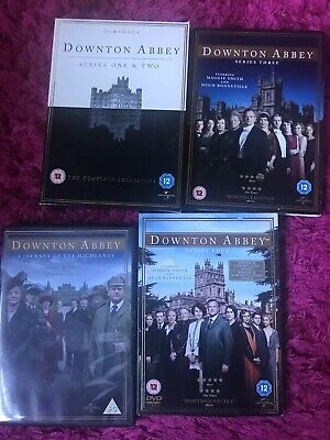 Downton Abbey DVD Collection