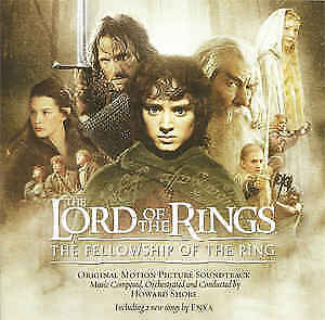 Howard Shore – The Lord Of The Rings: The Fellowship Of The Ring CD 2001 USED