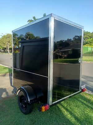 As New Enclosed Trailer