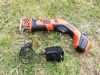 Black And Decker Cordless Handisaw Reciprocating Saw Jigsaw