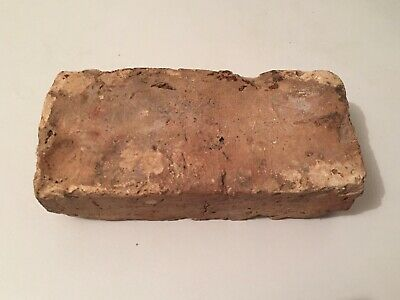 Sandstock Convict Brick 1820s / 1830s With Thumbprint Unique Collectable