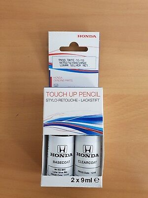 Genuine Honda Lunar Silver Touch Up Paint Nh830M