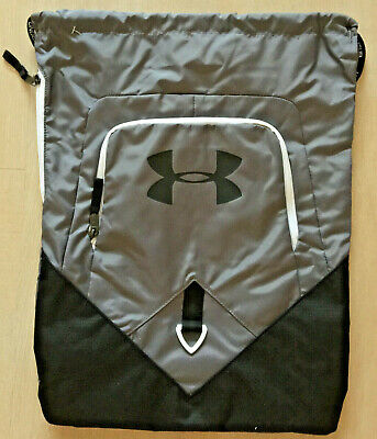 95f4112f8a66 UNDER ARMOUR UNISEX UA Team Sackpack - $19.97 | PicClick
