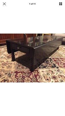 Pleasant Pottery Barn Coffee Table 140 00 Picclick Beatyapartments Chair Design Images Beatyapartmentscom