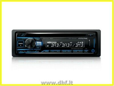 Autoradio Alpine Cde-205Dab  Cd Bluetooth Dab+ Multicolore