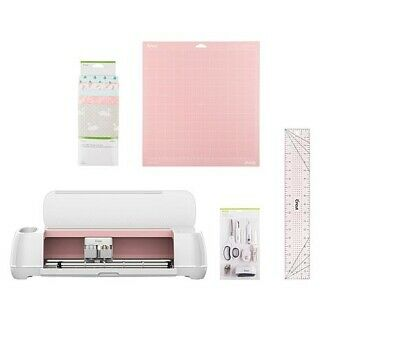 Cricut Rose Maker Sewing and Fabric Bundle New in Box