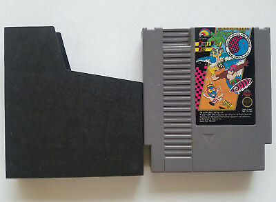 Nintendo System Nes Video Game Wood Water Rage T&C Surf Designs Town Country @@@