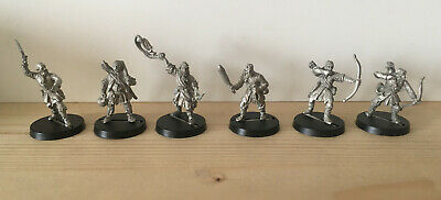 Games Workshop Citadel Lord of the Rings Lotr Ruffians Metal