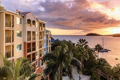 Marriott's Frenchman's Cove- St. Thomas U.S. Virgin Islands Free Closing!
