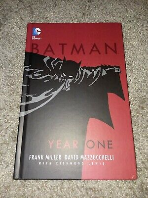 Batman: Year One (Blu-ray, Includes Graphic Novel Book, No DVD or Digital, DC)